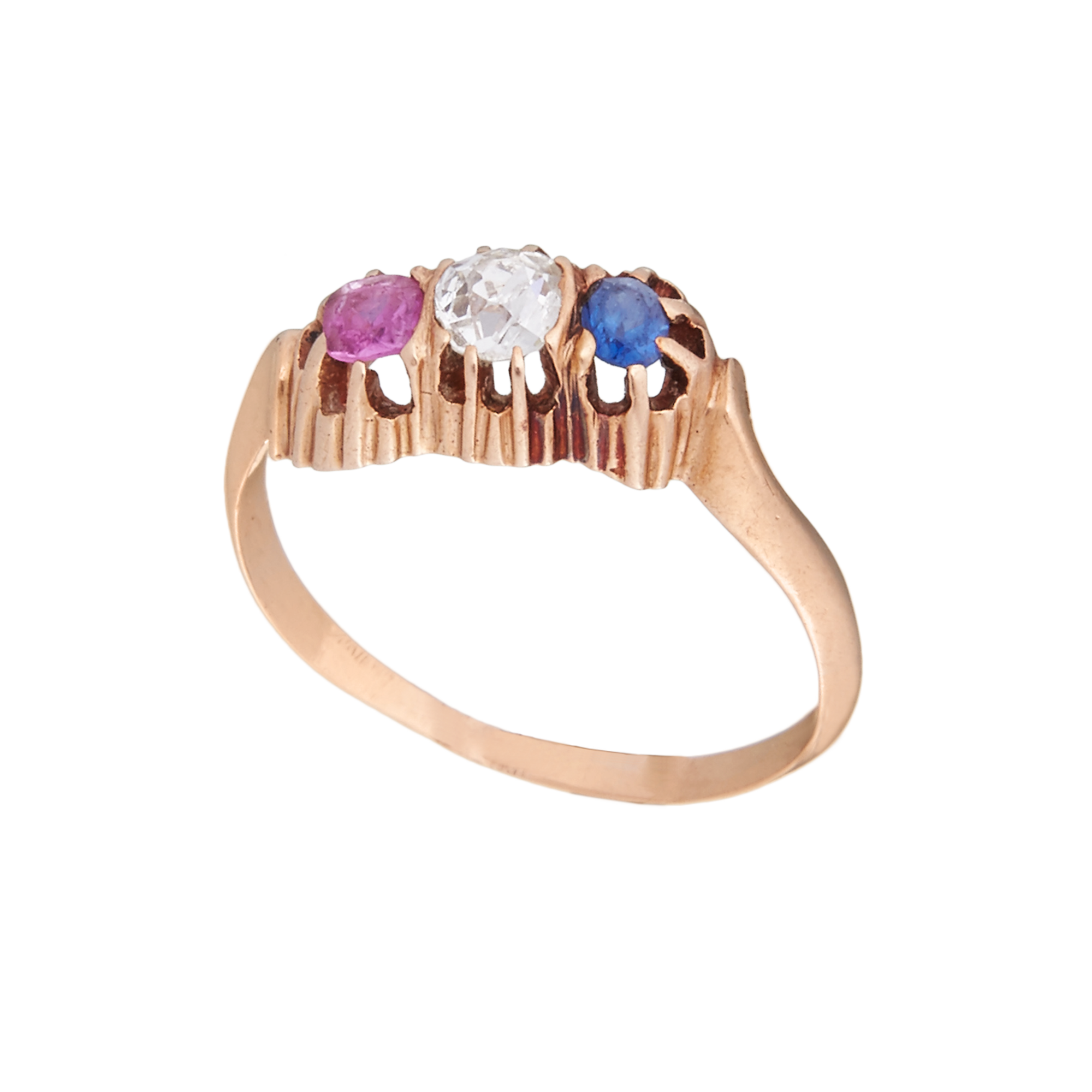Антикварное кольцо.