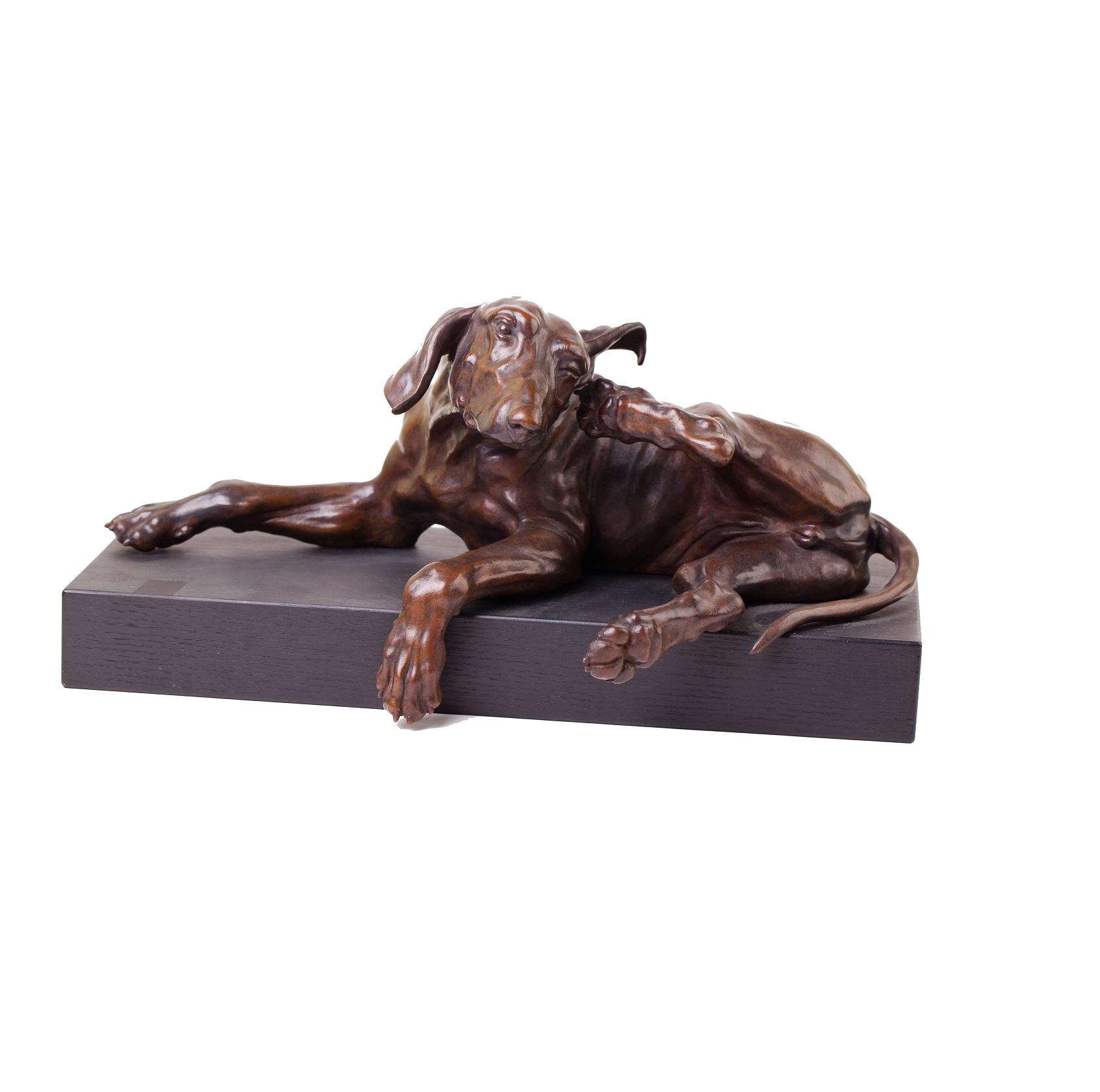 Кабинетная скульптура.